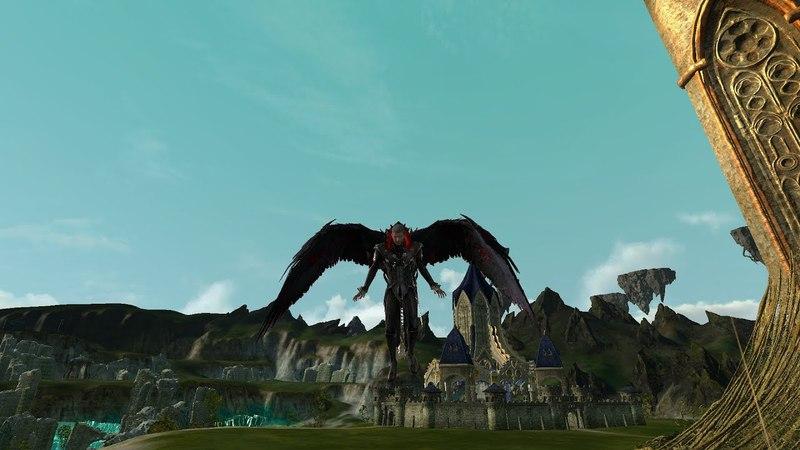 ArcheAge 4.0 FazL PvP Movie / Дракон 10,04,18 Сервер Марли
