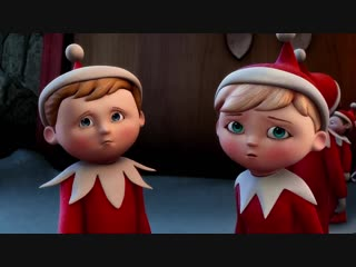 The elf on the shelf an elfs story full movie 2012