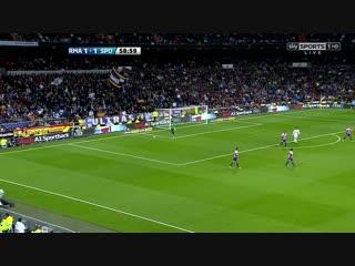 Cristiano ronaldo vs sporting gijon home (english commentary) 11-12 hd 1080i by crixronnie