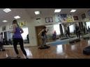 Кардио тренировка на все группы мышц с Любой Буторовой
