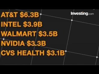 Хедж-фонды ставят миллиарды долларов на обвал акций AT&T, Nvidia и других гигантов.mp4