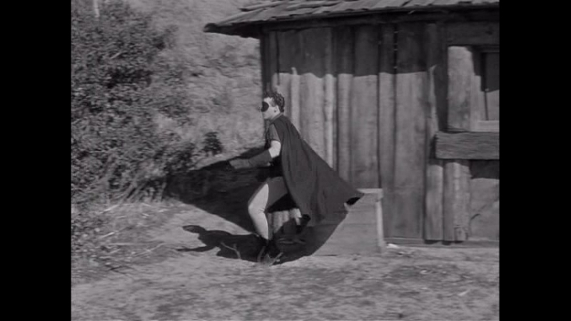 Бэтмен и Робин. 4 серия Фантастика.Боевик.1949
