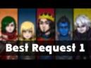Best Reqquest 1 Rikani Fedor Comix Панк Шоу ODIS