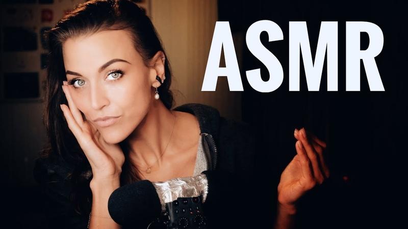 ASMR Gina Carla 🤦🏽♀️ Creamy Face Touching! High Sensitive!