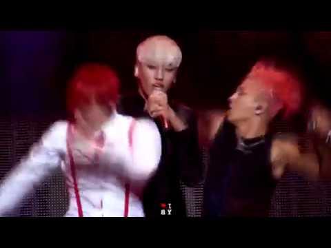 Big Bang (G-Dragon, Taeyang, Seungri) – Dance Mr. Bombastik