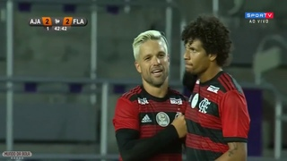 SEGUNDO GOL DE URIBE! Ajax 2 x 2 Flamengo - Florida Cup 2019