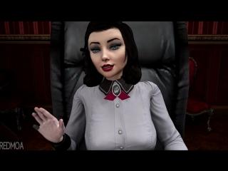 Vk.com/watchgirls rule34 bioshock elizabeth (sph premature) sfm 3d porn 1min