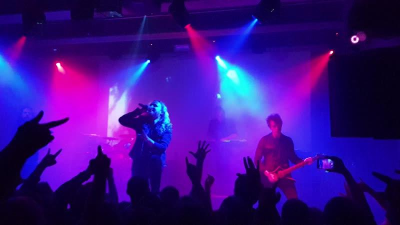 Dt — Lethe (live 26.02.19)
