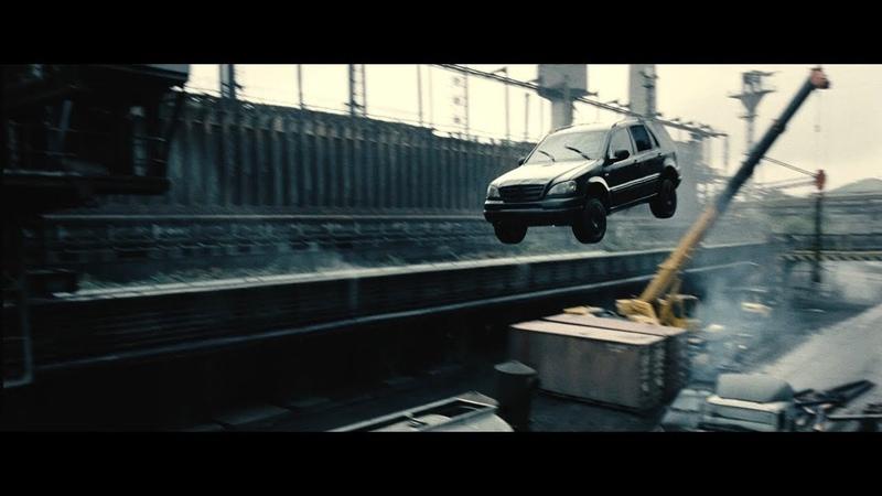Ларго Винч 2 (2011) (Дубляж). Погоня / Largo Winch Tome 2. Car Chase (2011) (Dubbing) 1080p