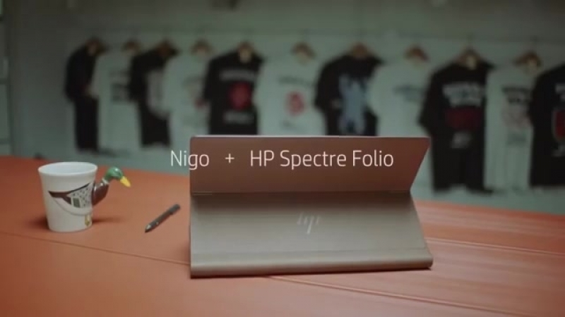 HP x NIGO