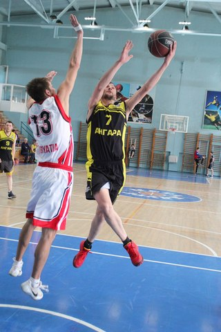 МЛБЛ чемпионат Иркутской области