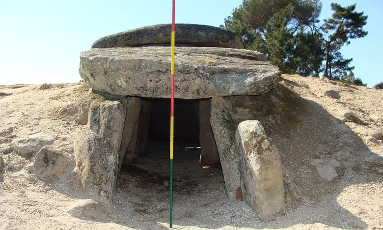 Наследие древних цивилизаций: Дольмены как каменные телескопы D4ktXofRyrs