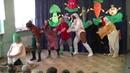 Rzepka J. Tuwim - przedstawienie rodziców dla dzieci w Miejskim Przedszkolu nr 12 w Częstochowie