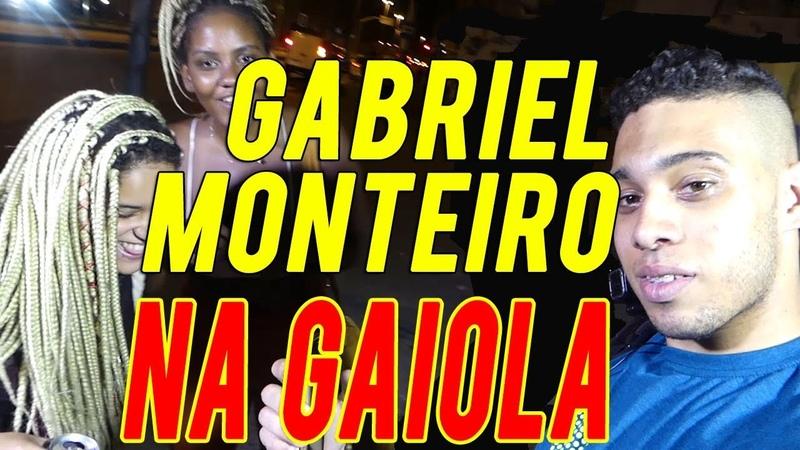 POLÊMICA GABRIEL MONTEIRO NO BAILE DA GAIOLA