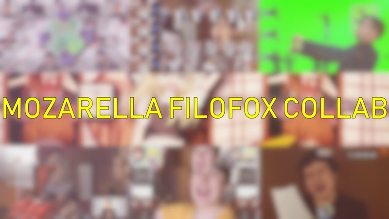 Mozarella Filofox Collab
