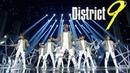 《Debut Stage》 Stray Kids(스트레이 키즈) - District 9 @인기가요 Inkigayo 20180401