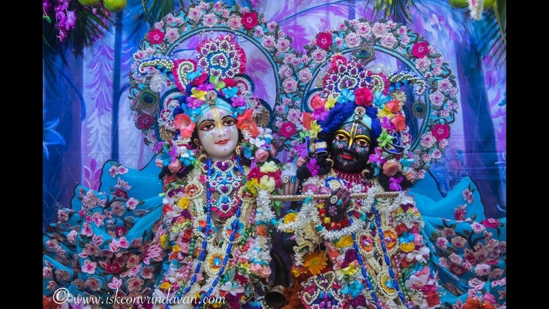 ISKCON Global Lord Balaram Appearance Day Special Deity Darshan