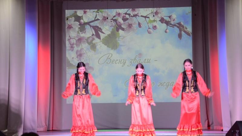 Башкирский танец Отчетный концерт 18 05 2018