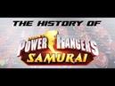 Power Rangers Samurai Part 1 REUPLOAD History of Power Rangers