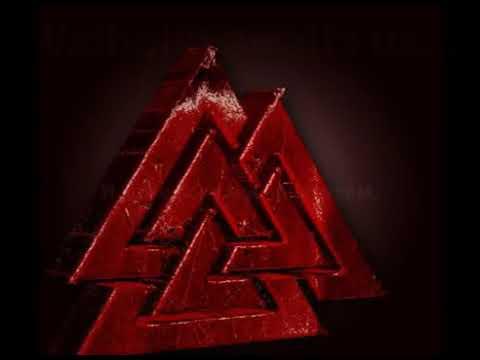 Валькнут - знак самого Одина и символизирует его власть