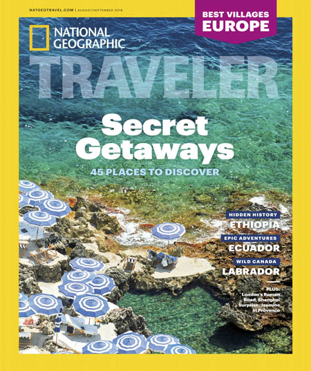 National Geographic Traveler Interactive 08.09 2018