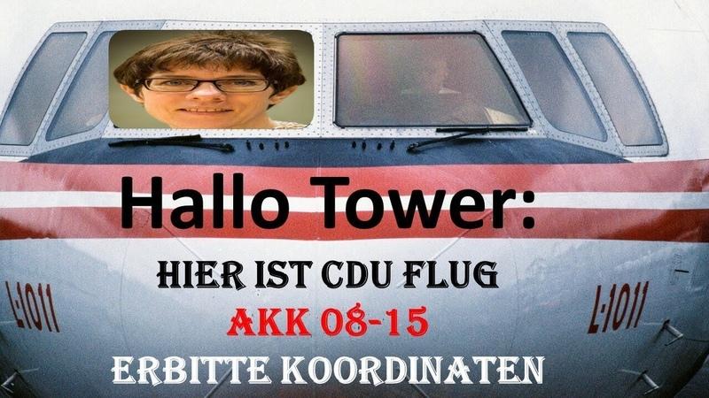 CDU auf den Knien vor den Grünen