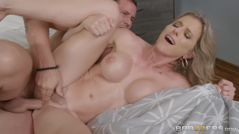 Natural Blonde Milf Pov