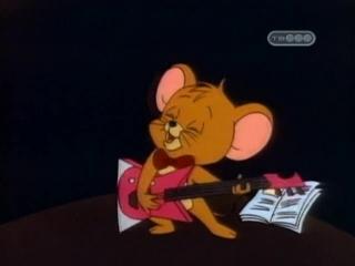 Том и Джерри в детстве - 05 серия. The Vermin  Aerobic Droopy  Mouse Scouts