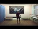 Рома Руденко in da Be y.oursel.f dance studio