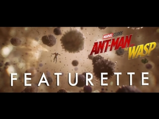 Ant-man & the wasp | who is the wasp? featurette