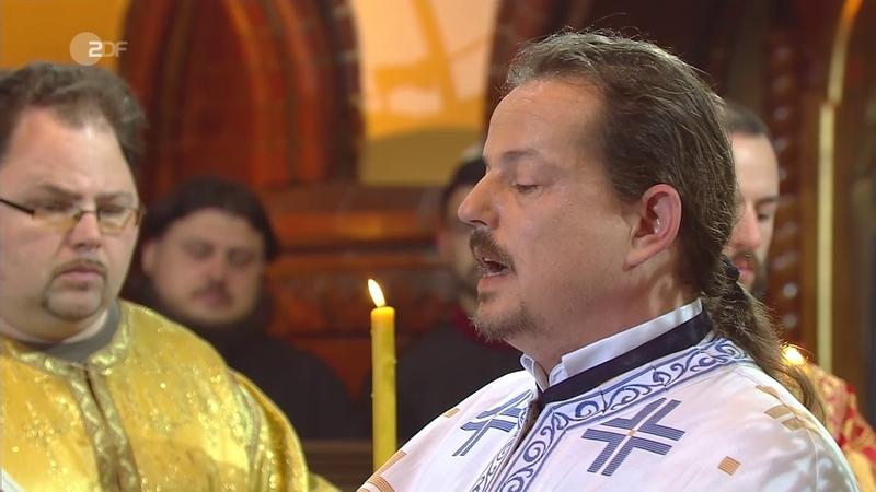 Christus heilt den Gelähmten Aus der Kirche des Heiligen Sava in Berlin Doku 07 05 17