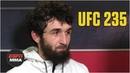 Zabit Magomedsharipov hopes next fight is for title UFC 235 ESPN MMA