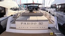 2019 Pardo Yachts 50 - Deck and Interior Walkaround - 2018 Cannes Yachting Festival