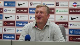 """Игорь Осинькин: """"Эти три очка важны для нас"""""""