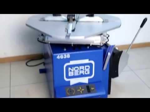 Как разбортировать колесо На примере NORDBERG 4638