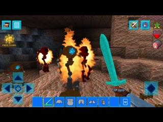 RoboCraft: Building & Survival Craft - Robot World - GAMEPLAY 5