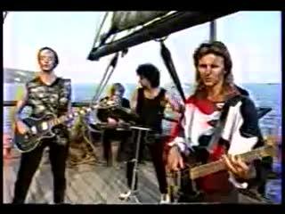 """Группа """"Пикник"""" - """"Праздник"""". Ялта. 1988 год. Программа """"Утренняя почта"""""""