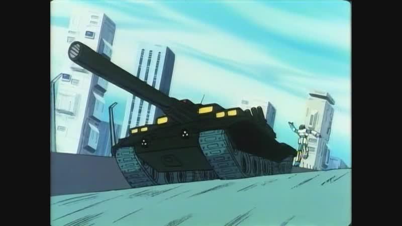 [ShinkaDan] Techno Police 21C/ Техно Полиция 21 века [Azazel KroshkaRu Molodoy]