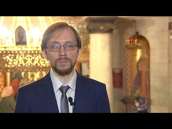 Квасников Сергей про храм святой Екатерины