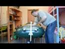 Сергей Пархоменко электромотор для надувной лодки своими руками