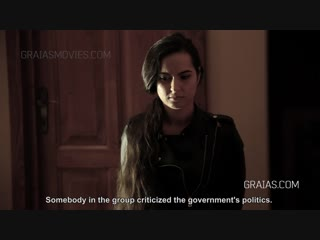 Graias dystopia - monica  22 years old student part 1