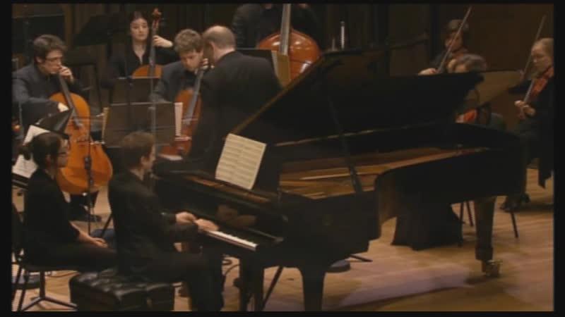 1058 J. S. Bach - Harpsichord Concerto No.7 in G minor, BWV 1058 - Les Violons du Roy [Bernard Labadie] Alexandre Tharaud, p.