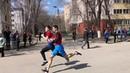 Засвияжская районная эстафета 2019 (сильнейшие школы). 82 - 1 место; 85 - место; 13 - 3 место