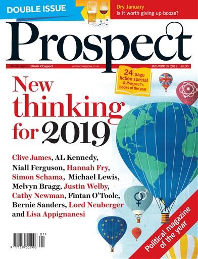 2019-01-01 Prospect Magazine