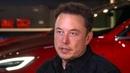 Илон Маск показал производство Tesla Model 3 в интервью для CBS |13.04.2018| (На русском)