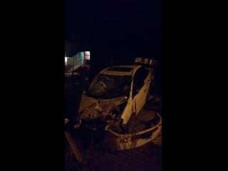 В Улан-Удэ пьяный водитель снёс забор и сбежал от «скорой»