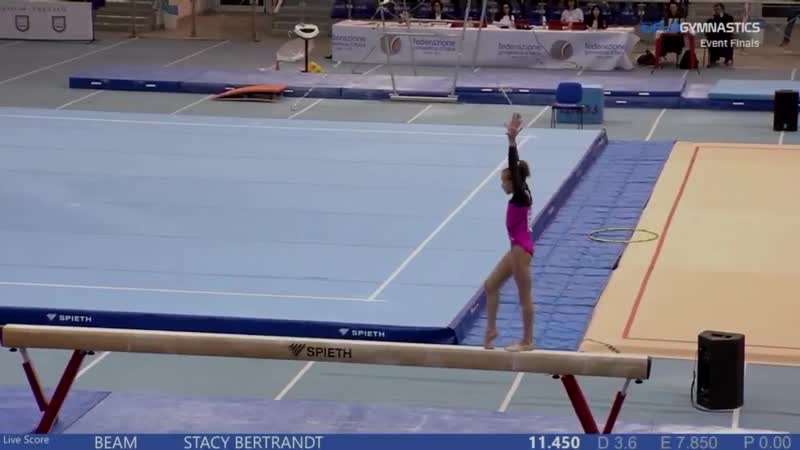 Listy in the beam final!!