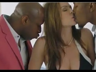 Kendra Lust Cheat Her Husband and seduce with 2 Black Guy