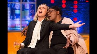 Brie Larson & Samuel L. Jackson at The Jonathan Ross Show (Full Episode)
