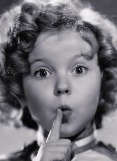 """Ширли Темпл - «Девочка-кукла». Самая юная обладательница премии """"Оскар""""., изображение №1"""